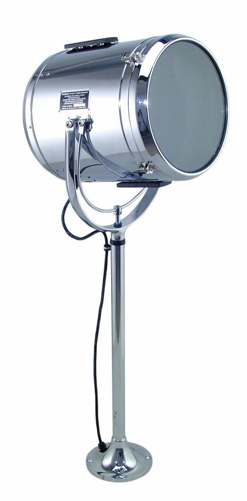 """Perko 10/12/14"""" Halogen Searchlight Lever Control (150 - 1000W)"""