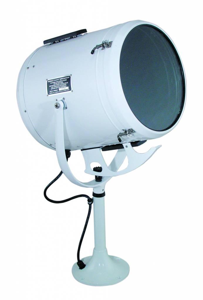 "Perko 10/12/14"" Halogen Searchlight Wheel Control (150 - 1000W)"