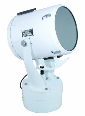 "Perko 14"" Halogen Searchlight Electric Control"