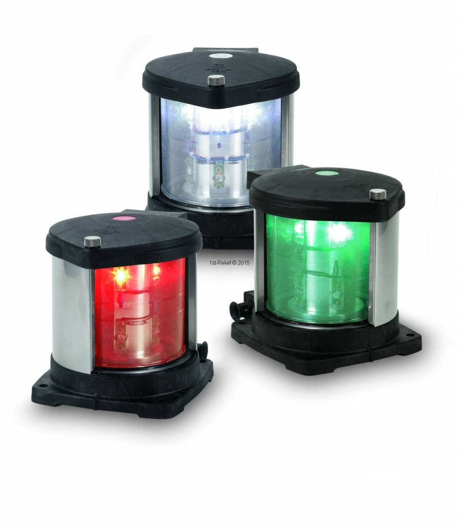 Peters&Bey LED Allround Navigationlight / Lantern 780 - Signal green