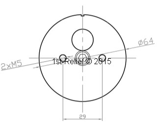 Peters&Bey LED Navigationlight / Lantern 580 - Starboard