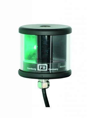 Peters&Bey LED Navigationlight / Lantern 580 - Starboard