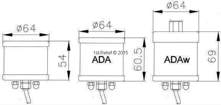 Peters&Bey LED Navigationslicht / Laterne 580 - Backbord