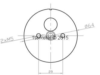 Peters&Bey LED Navigationlight / Lantern 580 - Masthead light white