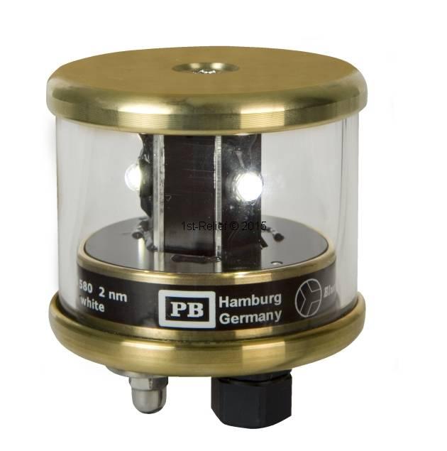 Peters&Bey LED Navigationlight / Lantern 580 - Anchor light white