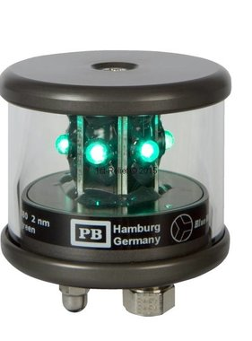 Peters&Bey LED Navigationslicht / Laterne 580 - Signallicht gr