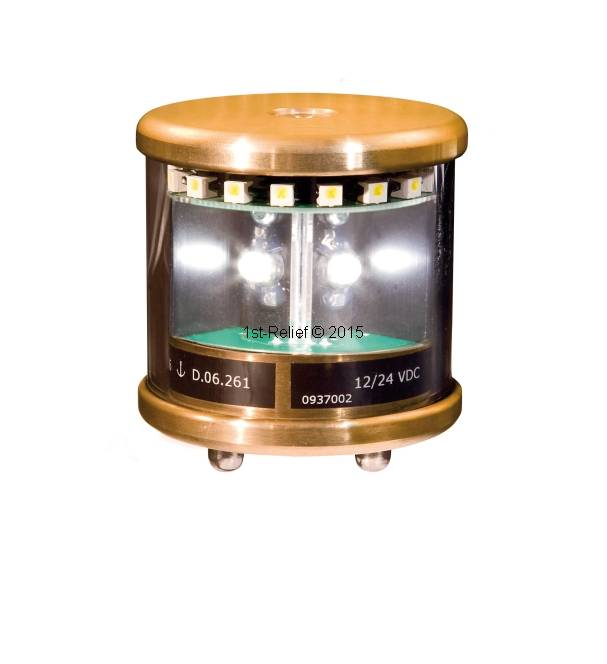 Peters&Bey LED Navigationlight / Lantern 580 - Combi light red-white-green