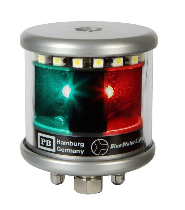 Peters&Bey LED Navigationlight / Lantern 580 - Combi light red-white-green