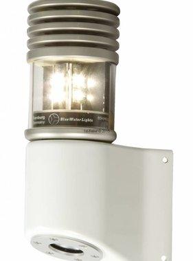 Peters&Bey LED Navigatieverlichting / Lantern 580 - Masthead light white 5 NM incl. Mastbracket (all white)