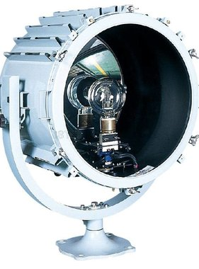 "Sanshin 19"" Suez Halo-Searchlight (230 VAC / 2000 W)"