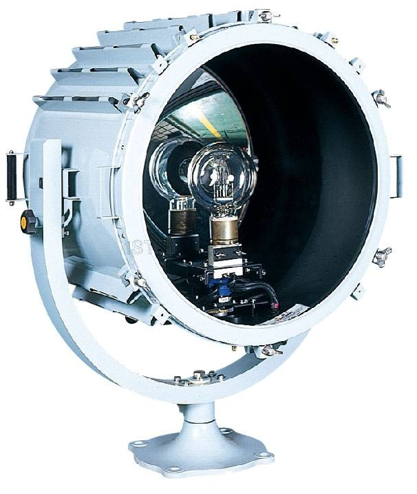 "Sanshin 19"" Suez Halo-Searchlight (230 VAC / 2000 W)"