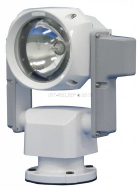 "Sanshin 7"" Xenon Robo Zoeklicht (230 VAC / 150 W)"