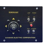 Sanshin Sub-Control-Panel (2nd Controller) for 1st12HRX-300 ( SUB control panel for HRX-300; without cable)