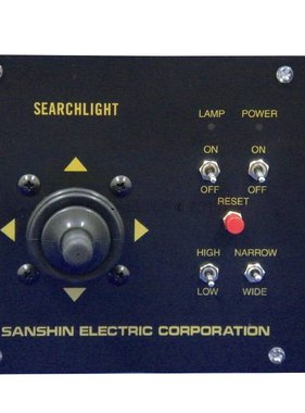 Sanshin Sub-Control-Panel (2nd Controller) for 1st12HRX-300
