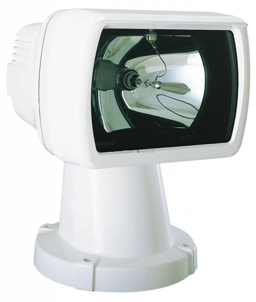 "Sanshin 6"" Xenon Cabin Searchlight (24 VDC / 150 W) con la lámpara, panel de control CPF99 y 2 m de cable"