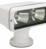 """Sanshin 7x3"""" Halogen Searchlight (12 VDC / 110 W) with lamp, control panel CPF53 and 5 m cable"""