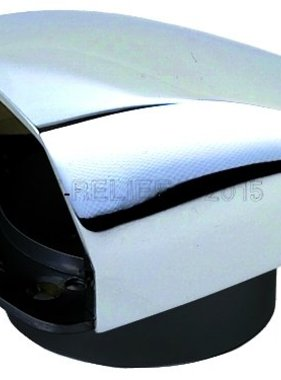 Perko Chrome Plated Zinc Cowl Ventilator