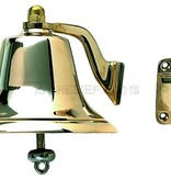 "Perko 6"" Fog Bell - Polished Bronze"