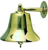 """Perko 14"""" Fog Bell - Chrome Plated Bronze"""