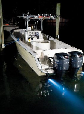 Perko Underwater Light - LED per Trim Tabs
