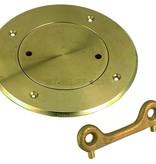 """Perko Installationsdeckel (3 """"- 6"""") in Bronze oder verchromt"""