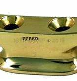 """Perko Klampe mit geschlossener Basis (3"""" und 4"""") poliert oder verchromt"""