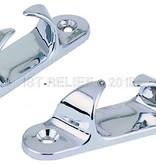 "Perko Skene Bow Chocks (3,5"") Chrome Plated"