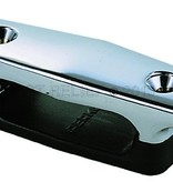"""Perko Open Base Cleat (4,5"""" or 6"""") Chrome Plated"""