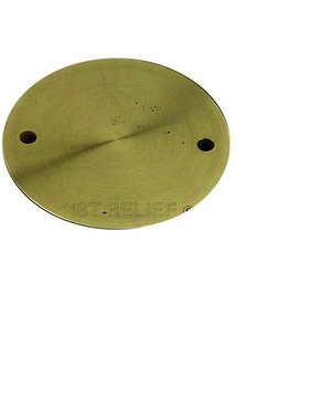 Perko Spare Cap only for Deck Plate