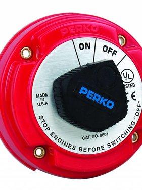 Perko Principal moyen de déconnexion de batterie Commutateur