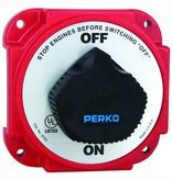Perko Pesada Principal Batería Interruptor de desconexión con alternador Campo Disconnect (AFD)