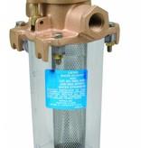 Perko Kompakter Einlasswasserfilter - Kopfgehäusegruppe