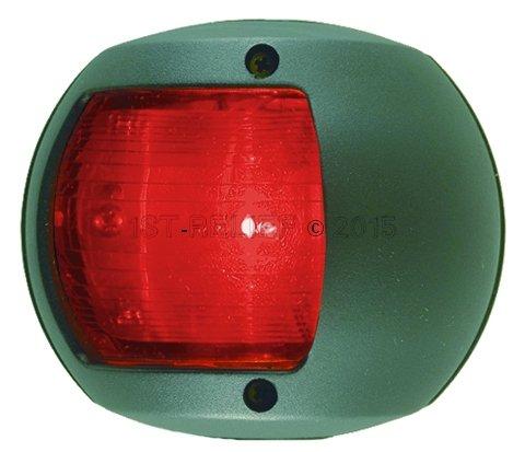 Perko Luz de navegación LED para el montaje vertical - Portside (Rojo)