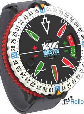 TackingMaster TackingMaster tactische navigatiesysteem voor zeilers