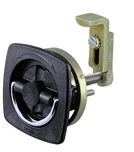 Perko Cerrojo Flush (sin bloqueo), retenes indican la posición de apertura o cierre