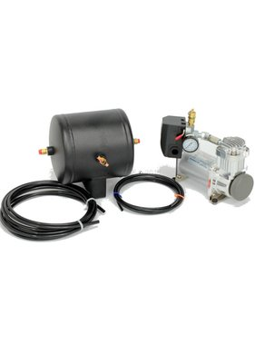 Kahlenberg Compressor-Tank Kit [12 VDC] for S-0A, D-0A and T-0A