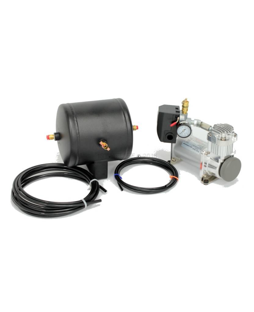Kahlenberg Compressor / Tank Kit, P449-17, 12 VDC Für S-0A und D-0A Marine Air Horns