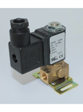 Kahlenberg Solenoid Valve Kit [12 VDC] for S-0A, D-0A and T-0A