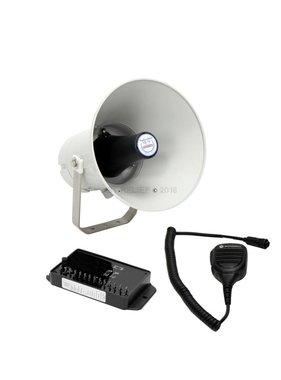 Kahlenberg KB-15x elettronica Nave Corno / Voice Hailer