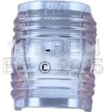 Perko 225° Spare White Lenses for Masthead Lights
