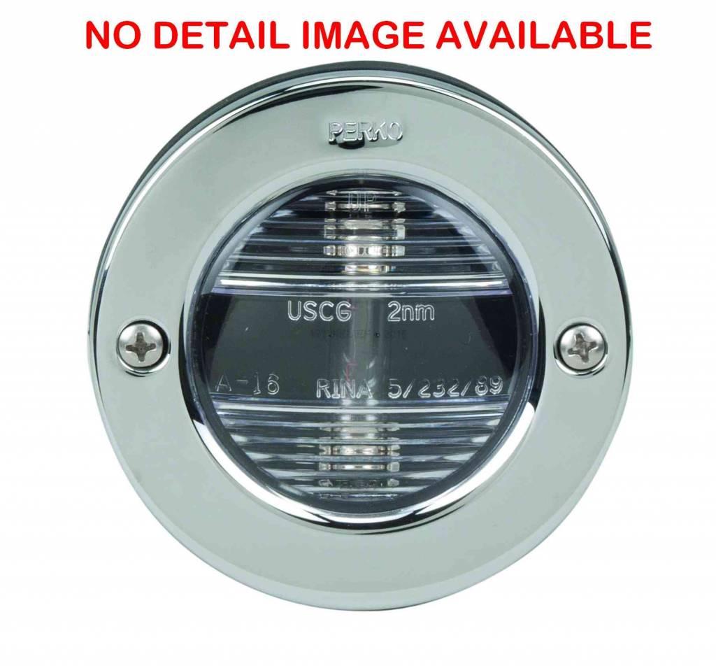 Perko 12 VDC Socket Assembly for vertical mount stern light 1st010946