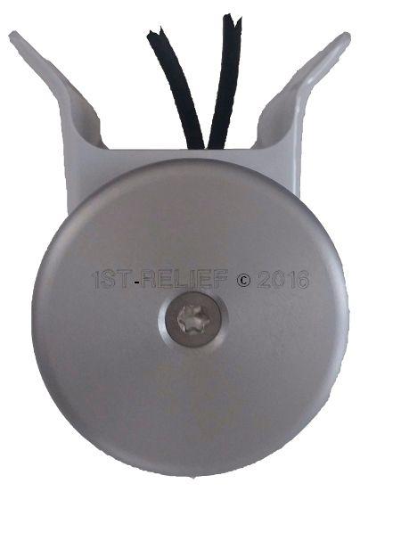 Peters&Bey LED Navigatieverlichting / Lantern 580 - Masthead light white 5 NM incl. Mastbracket (black or silver)