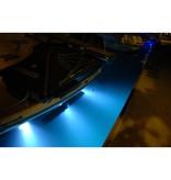 Astel Conus MSR0680 de alta potencia LED de luz bajo el agua diseñado como tronco de cono inclinado