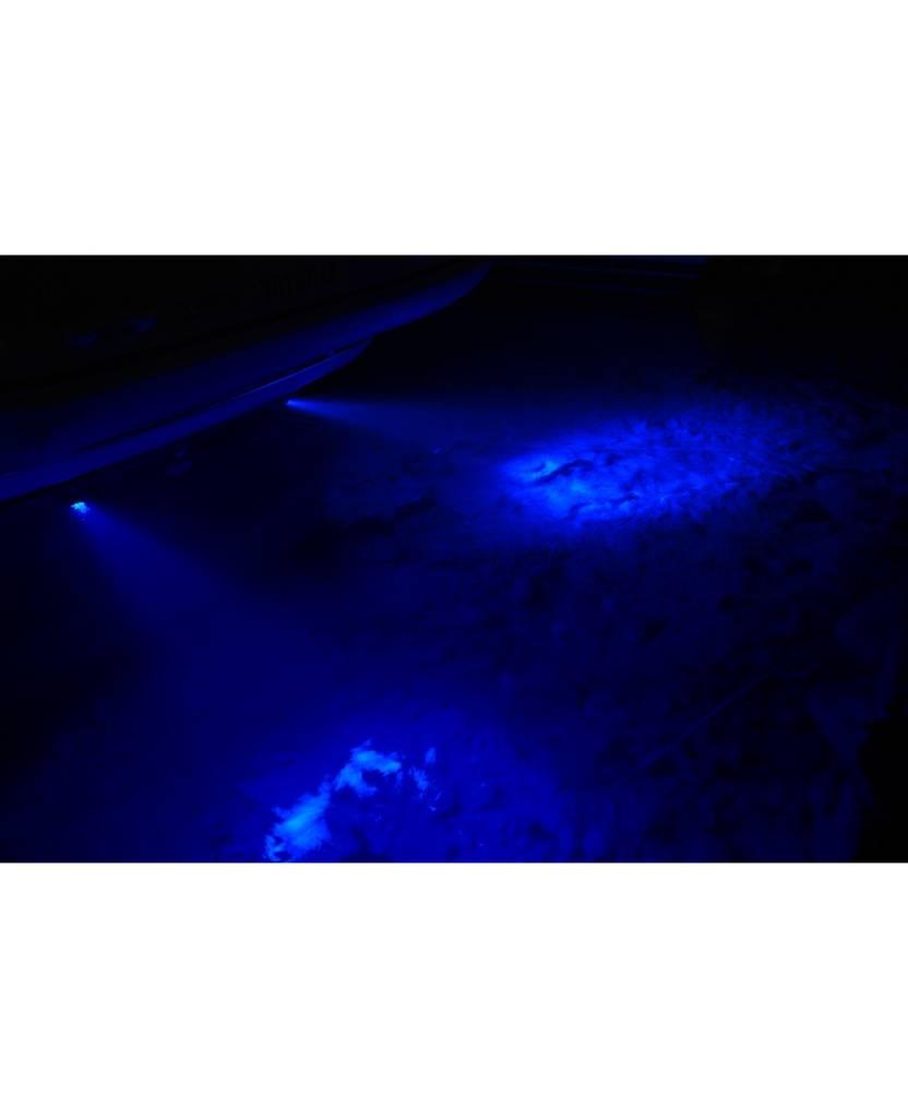 Astel Conus MSR18240 Hochleistungs-LED-Unterwasserbeleuchtung als schräge Kegelstumpf ausgebildet
