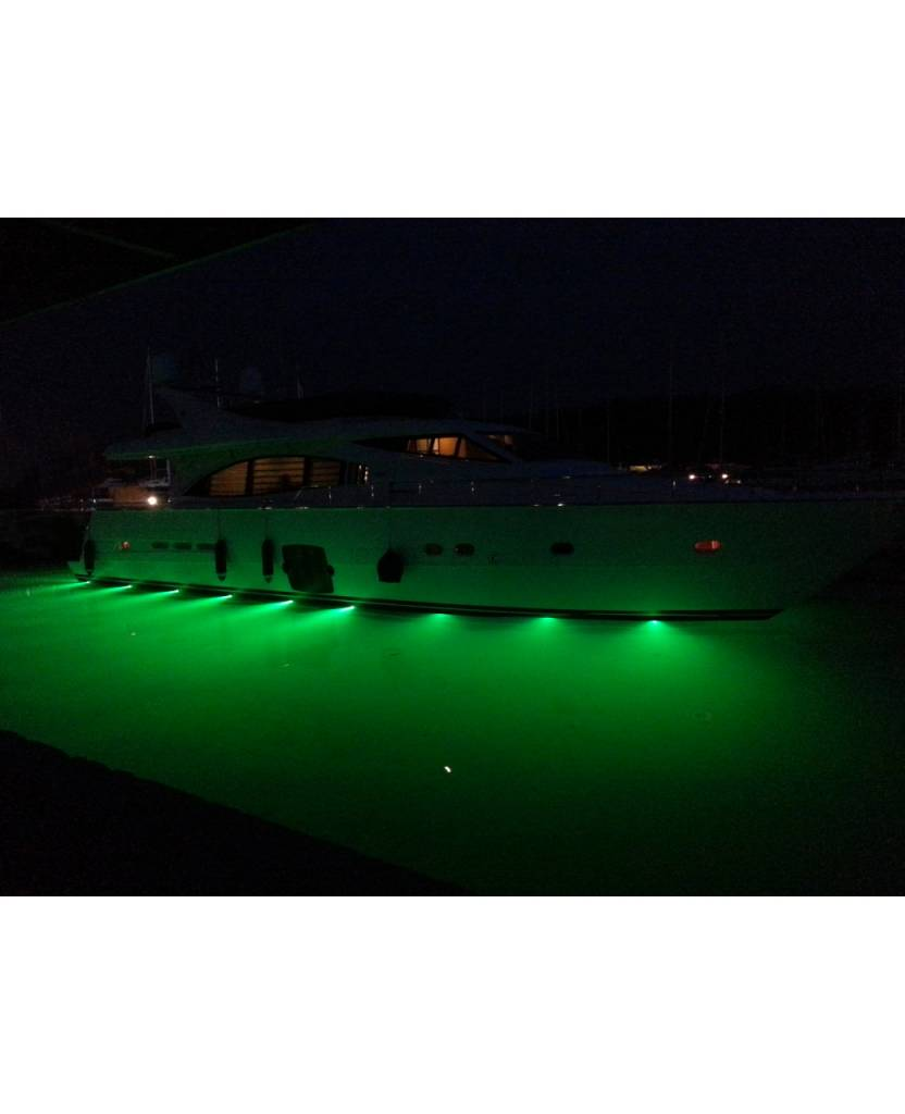 Astel Plaque MFM0680 LED-Unterwasserbeleuchtung für Unterputz-Installation