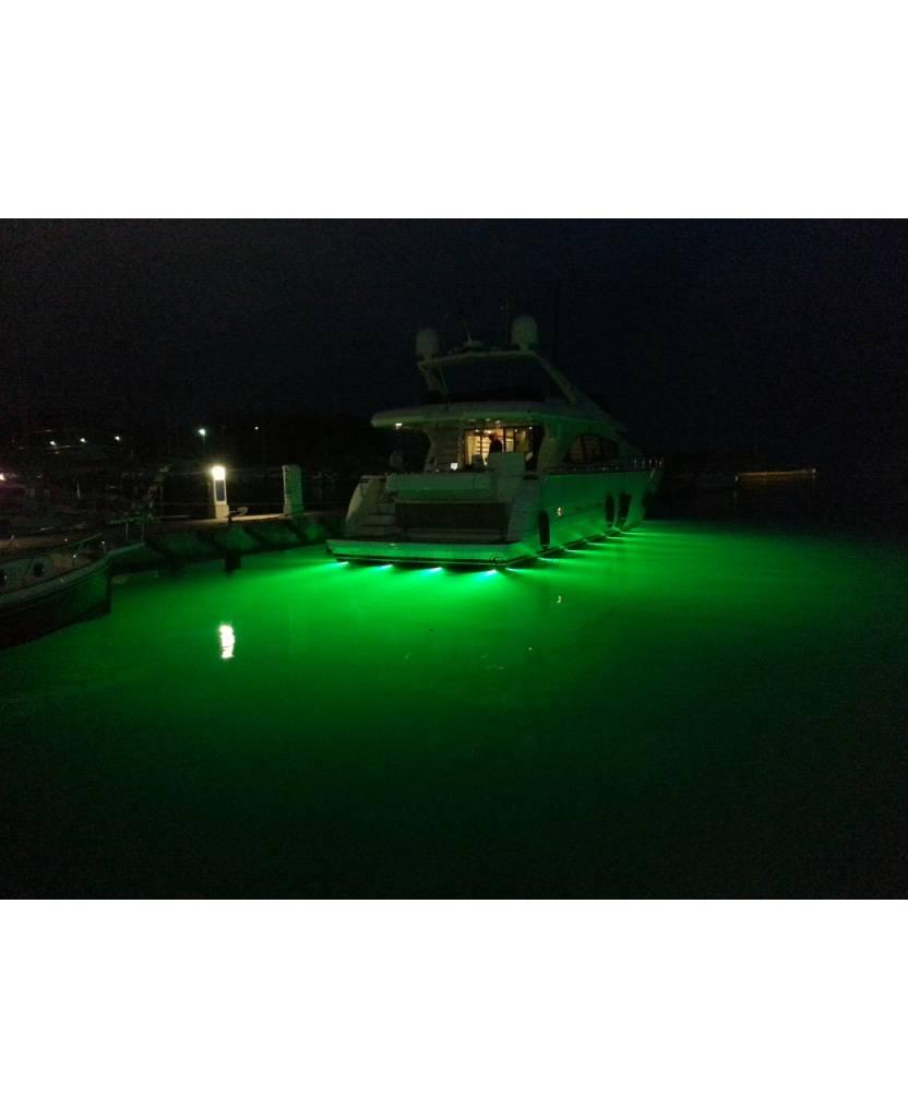Astel Plaque MFM18240 LED underwater light for flush-mount installation