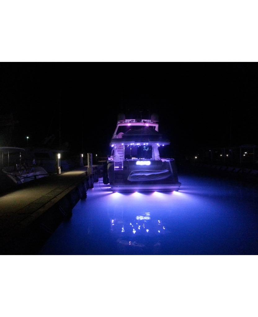 Astel La placa MFM18240 LED de luz bajo el agua para la instalación de montaje empotrado
