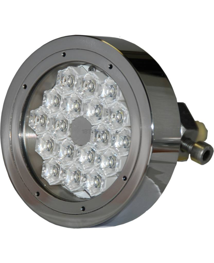 Astel Superyacht Unterwater LED Light Convex MTH18240S