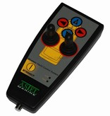Astel Remote Controller MYW868CP; the handheld transmitter to communicate with the Base Control Unit