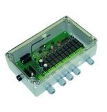 Astel Basis Control Unit MYW868B; Der Anschlusskasten mit dem Empfänger aus mit der Fernbedienung zu kommunizieren